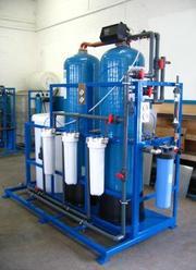 Системы умягчения ,  обезжелезивания,  механической фильтрации воды