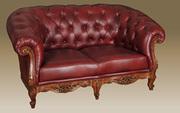 Lord продажа мягкой мебели для салонов магазинов.Мебель из кожи и дере