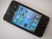 Iphone 4G Dual Sim Black (клон iPhone 4G)в наличии