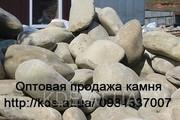 Продам річковий камінь для будівництва та ландшафтного дизайну.