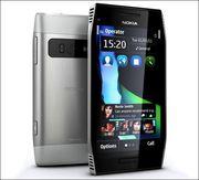 Nokia X7 (2SIM+JAVA+Wi-Fi+TV)