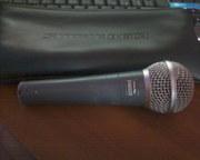 Продам микрофон SHURE BETA 58A