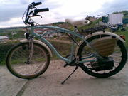 Велосипед Sachs Saxonette