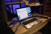 Современный двух-ядерный ноутбук б/у HP DV9500 только из Европы,  Гаран
