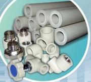 Полипропиленовые фитинги для отопления и водоотведения Ровно