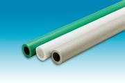 Полипропиленовые трубы для отопления и водоотведения Ровно