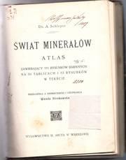 Атлас мир минералов (на польском языке)