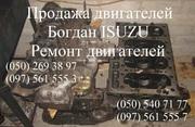 Капитальный ремонт двигателей ISUZU автобусов Богдан