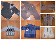 Одежда для мальчика (1-2 года,  рост 86)