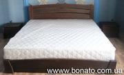 Продаем ортопедические матрасы,  деревянные кровати и каркасы