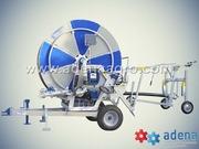 Поливальная система дождевальная машина NETTUNO C 200 90/500 (лизинг,  кредит)