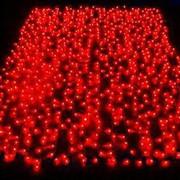 Штора неоновая,  600 лампочек,  3, 0х2, 0 м