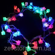 Гирлянда Светодиодная — LED Кубики-40