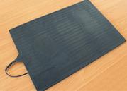 •Нагреватель-коврик для обогрева ног резиновый «Теплые ноги