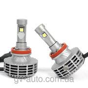 Светодиодные автомобильные лампы шестого поколения G6 - Н11 - без вент