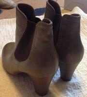 Класні стильні ботільйони черевички чобітки жіночі