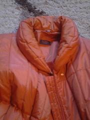 Пальто пуховик жіночий