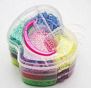 Наборы 3 яруса Яблоко (2100 шт), наборы для плетения, станки для плетени