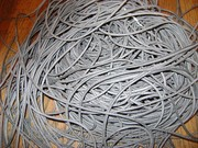 Шнуры  резиновые- круглого и  прямоугольного сечения