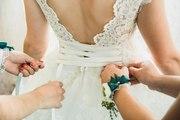 Вишукана весільна сукня!