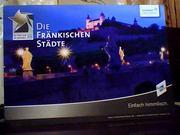 Die Fränkischen Städte. Города Франконии.