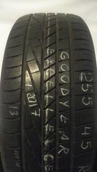 Продам б/у шины (2 шт.) Goodyear Excellence 255/45R20