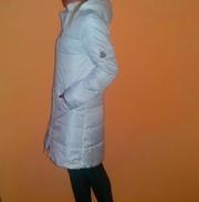 Шикарная белая курточка 150 грн
